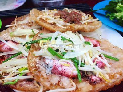 Tổng hợp tất cả quán bánh xèo ngon ở mọi ngõ ngách Nha Trang