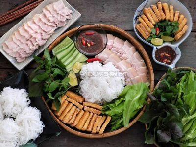 Tổng hợp tất cả các quán bún đậu mắm tôm Nha Trang siêu ngon mê ly
