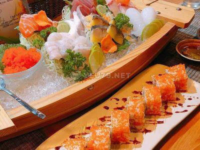 20 nhà hàng sushi ngon và nổi tiếng tại Nha Trang