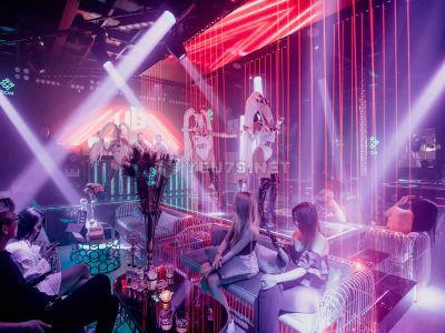 Bar Club DOM Nha Trang - Nơi cảm xúc thăng hoa