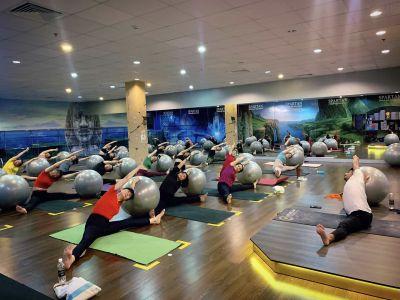 6 phòng tập Yoga tốt nhất tại Nha Trang